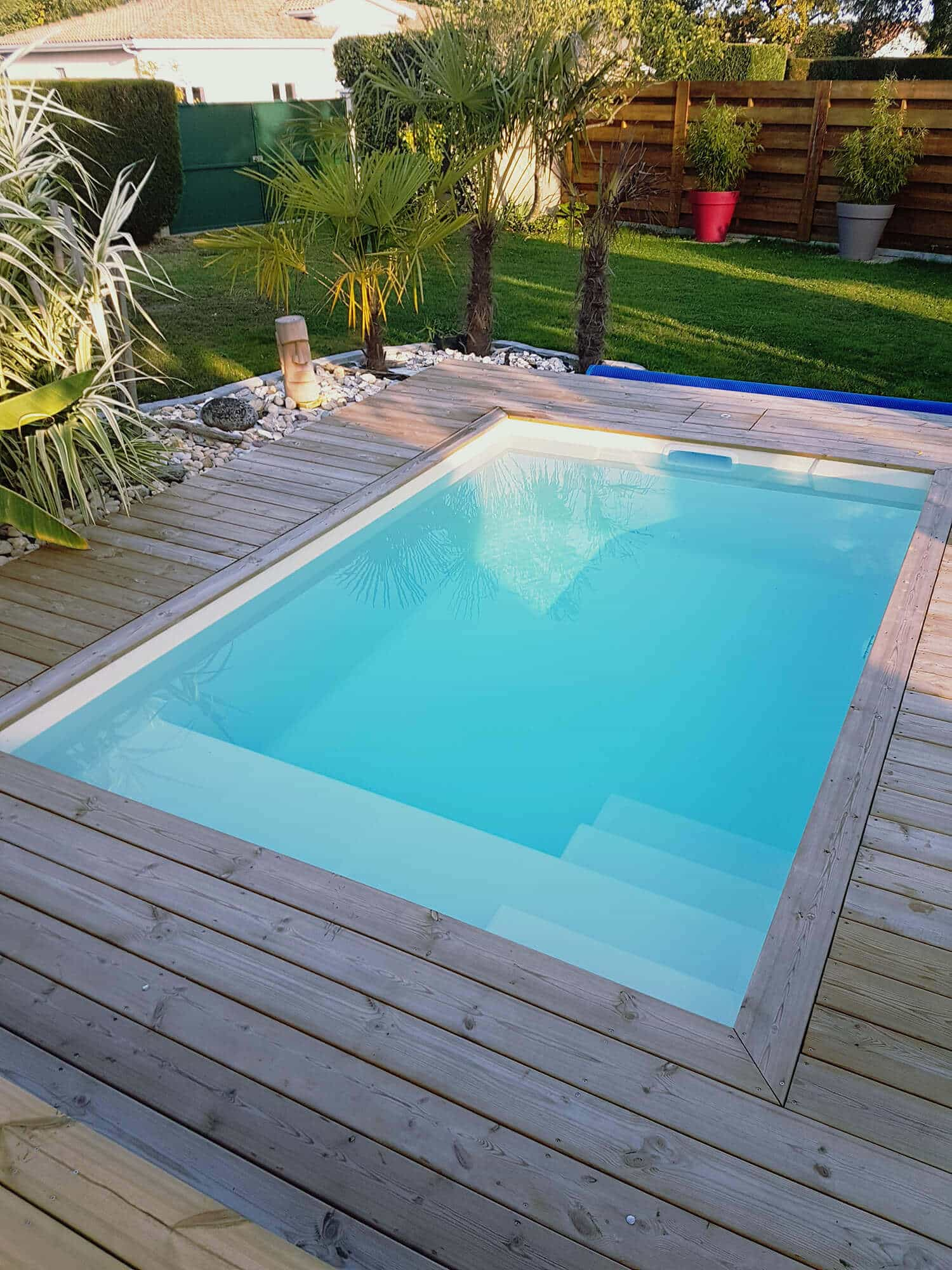 mini piscine