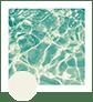 gamme de couleurs de piscine