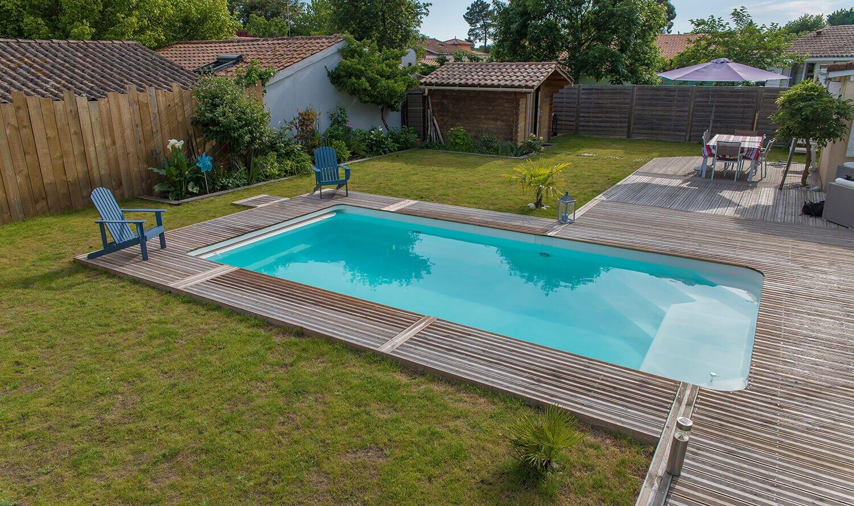 Prix piscine coque