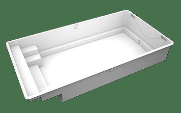 photo model piscine 3d