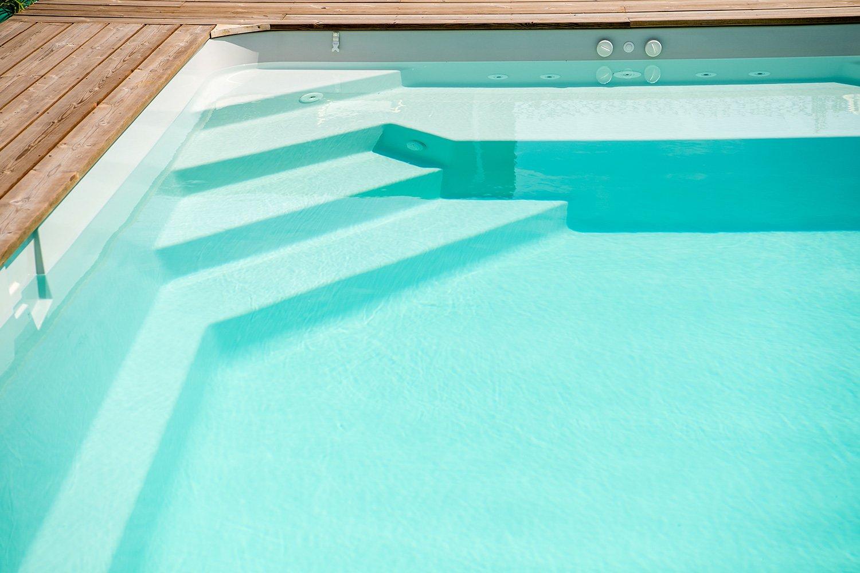 qualité et garantie piscines coque Aboral