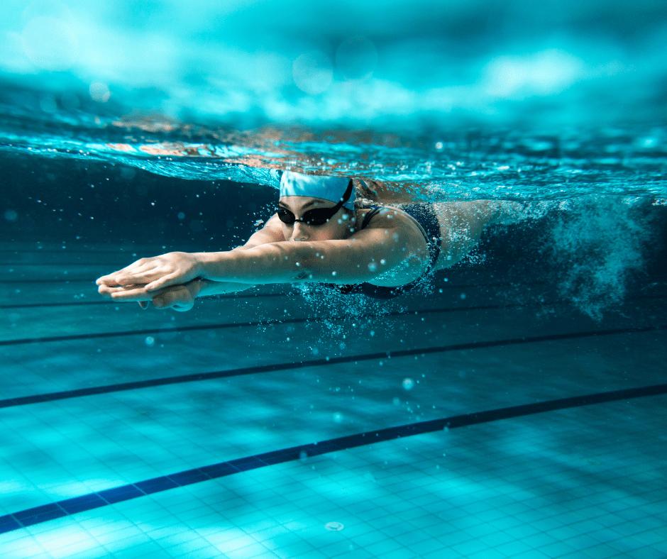 Avantages et inconvénients natation