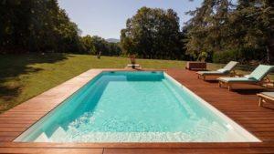 gamme de piscines Aboral